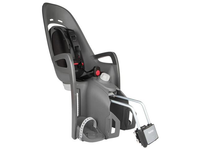 Hamax Zenith Relax Fahrradsitz grau/schwarz